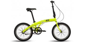 Складной велосипед PRIDE MINI 3 2021