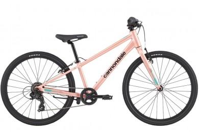 Подростковый велосипед Cannondale Quick 24 Girls 2021