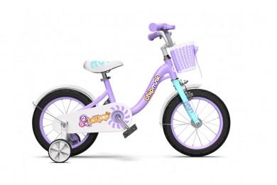 Детский велосипед Royal Baby Chipmunk MM Girls 18'', OFFICIAL UA