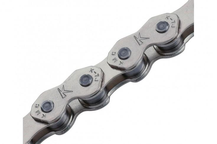 KMC-K1 Wide silver/silver