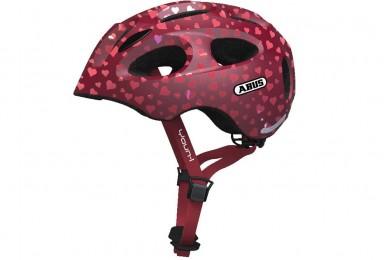 Вело шлем Abus Youn-I Cherry Heart