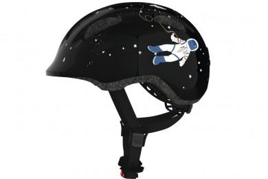 Вело шлем Abus Smiley 2.0 Black Space