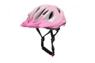 Подростковый велошлем для девочки Green Cycle Frida