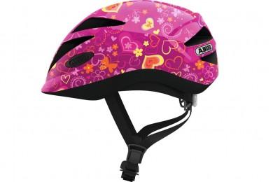 Вело шлем Abus Hubble 1.1 Purple Flower