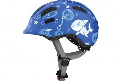 Вело шлем Abus Smiley 2.0 Royal Black