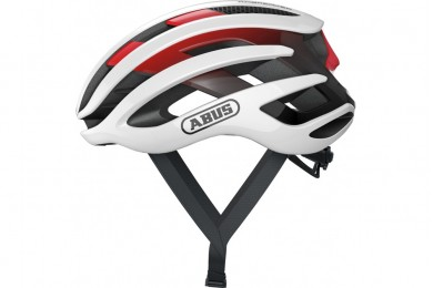 Шлем Abus Airbreaker White Red