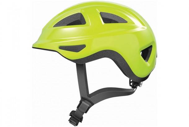 Вело шлем Abus Anuky 2.0 Signal Yellow