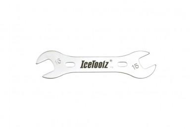 Ключ конусный Ice Toolz 37B1